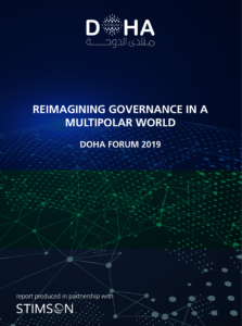 Doha Forum Report-Reimagining-Governance-Multipolar-World