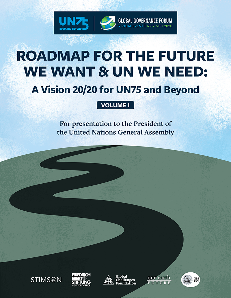 Roadmap UN75 Volume 1